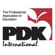 Phi Delta Kappa logo