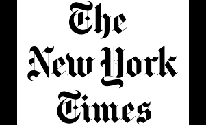 New York Times newspaper logo