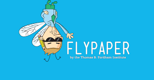 Flypaper blog logo